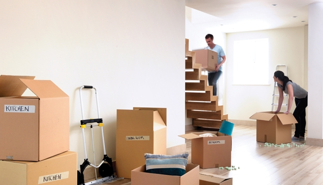 The ultimate moving house checklist property news for Moving home pictures